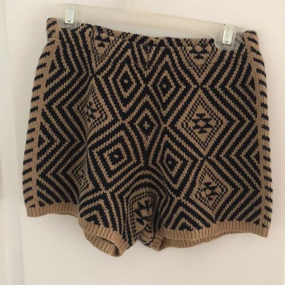 Staring at Stars Pants - Knit shorts
